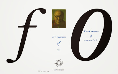 Cid Corman OF Cover